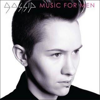 Chronique de disque pour POPnews, Music For Men par Gossip