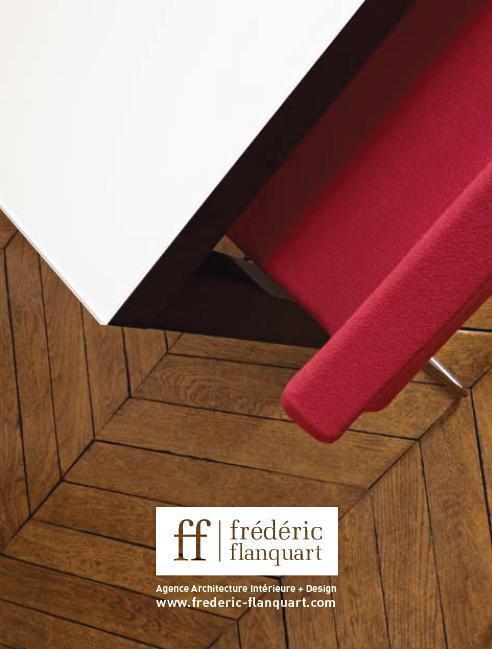 Zoom sur Frédéric FLANQUART : architecte d'intérieur / designer