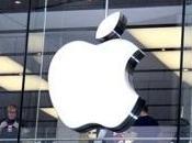 Apple actualités croquantes firme
