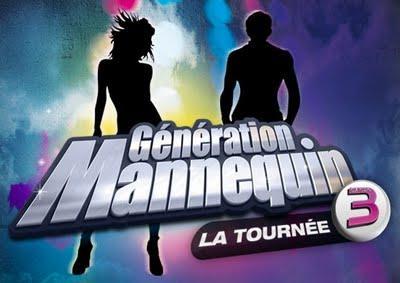 Casting Génération Mannequin, saison 3