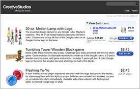 Google Checkout Store : votre boutique en ligne en 3 clics