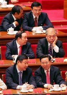 les chinois font plus confiance aux prostitués qu'aux fonctionnaires