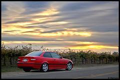 BMW M3 HDR