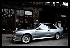 BMW E30 M3 Gastown 4