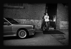 BMW E30 M3 Gastown 1