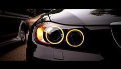 BMW 335i Angel Eyes