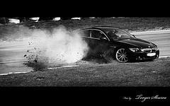 BMW 6 series - V8 power at Eikås