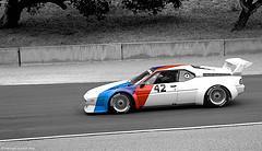 BMW M1 race car