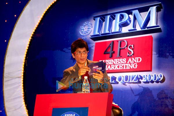 Shahrukh Khan à IIPM Quiz