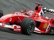 Michael Schumacher retour