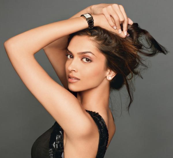 Nouvelles photos de Deepika Padukone pour Tissot