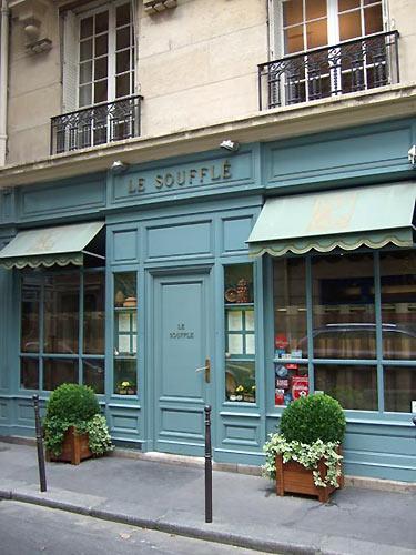 Restaurant Leger Centre De Paris