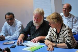 Retour sur la réunion du 17 juillet des amis d'Europe Ecologie