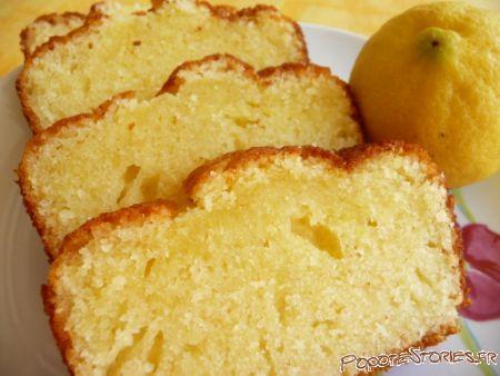 Recette Cake De Sophie Au Citron