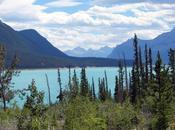 Abraham Lake région Alberta