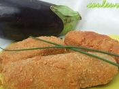 Croquettes risotto l'aubergine