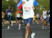 Petit footing 2h12 bois Vincennes pour tester genou