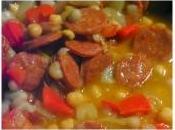 légumes secs avec méditerranéen