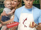 Dexter s'affiche famille