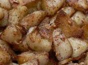 Pommes terre grillées Libanaise