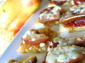 Pizza hors d'oeuvre extraordinaire
