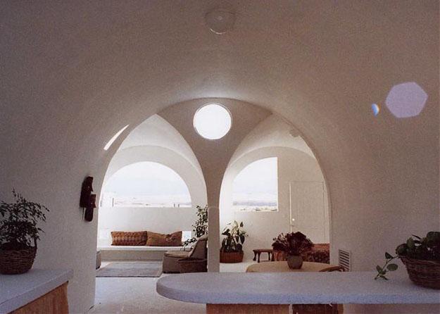 Une maison au Mexique