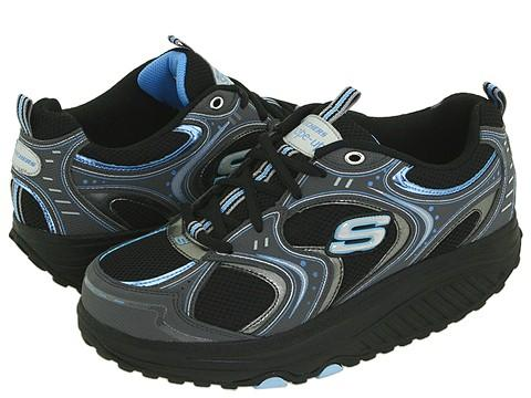Les chaussures les plus moches du monde... mais que j'essayerai bien !