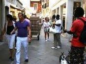 L'armée arrive Venise