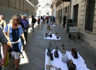 L'armée arrive à Venise