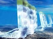 vagues pour energie renouvelable