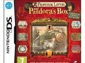 Professeur Layton Boîte Pandore cadeau pré-commande