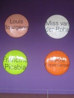 elles@centrepompidou - nouvelle présentation des collections permanentes