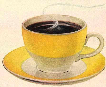 la vie est comme une tasse de caf voir. Black Bedroom Furniture Sets. Home Design Ideas