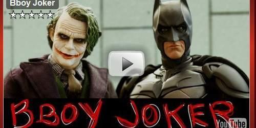 Buzz faites danser batman ou le joker avec la vid o - Batman contre joker ...
