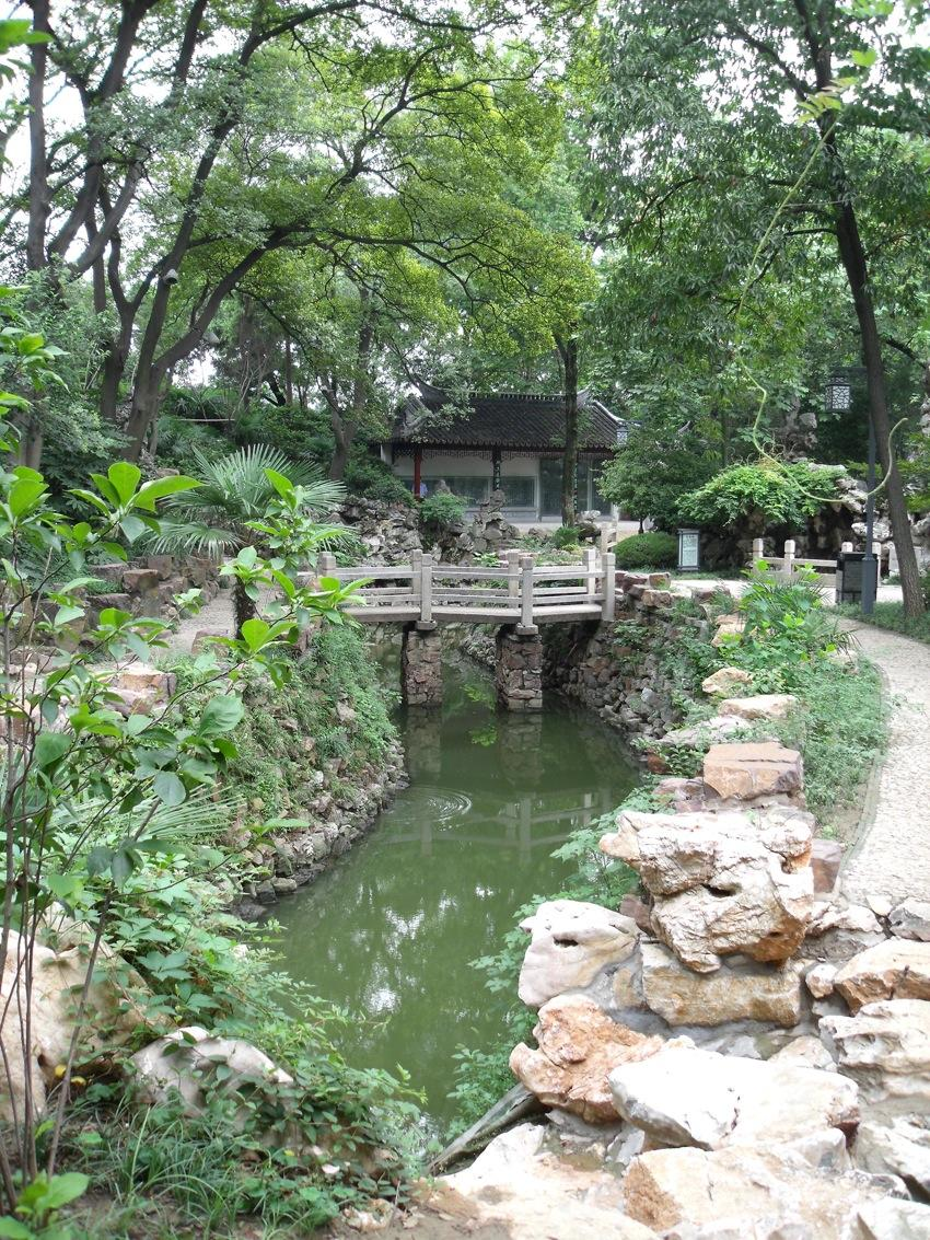 Jardin traditionnel chinois voir for Jardin chinois