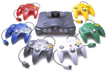 Nintendo_10 - N64