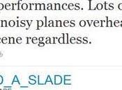 David Slade twitte propos Kristen