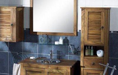 Salle de bain bord de mer voir - Deco bord de mer salle de bain ...