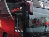 Benfica, départ pour l'Ukraine