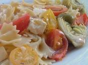 Salade estivale saveurs italiennes