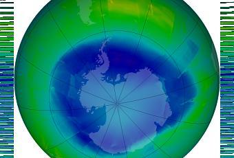 Evolution du trou de la couche d ozone d couvrir - Consequences de la destruction de la couche d ozone ...