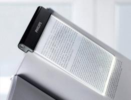 phillips design cr une lampe solaire pour livre voir. Black Bedroom Furniture Sets. Home Design Ideas