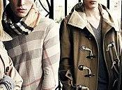 Emma Watson pour Burberry