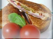 Croc Italien Pesto (Croque Monsieur)
