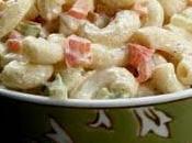 Salade macaroni