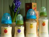 Biberons avec DANGER pour bébés