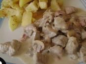 retour Filet porc gelée groseilles