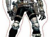 Punisher façon Cavalier sans tête jouez avec Marvel