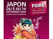 Foire Clermont-Cournon couleurs Japon