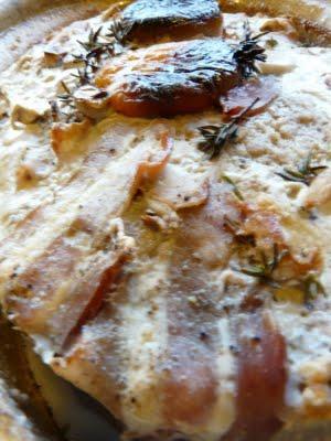 Terrine facile et rapide de porc et poulet aux abricots secs